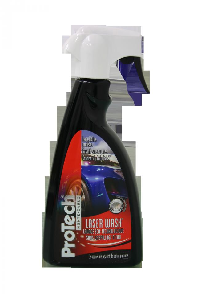 """Lavage sans eau """"Laser Wash"""" Protech"""