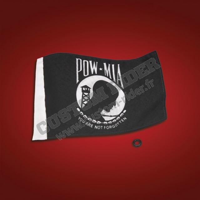 Drapeau POW / MIA