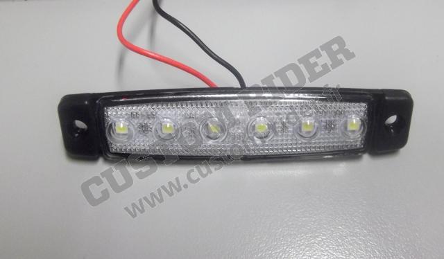 Feu à LED extraplat