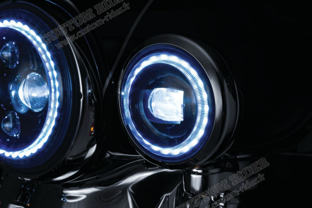 Feux à LED Orbit Vision - Chieftain/Roadmaster