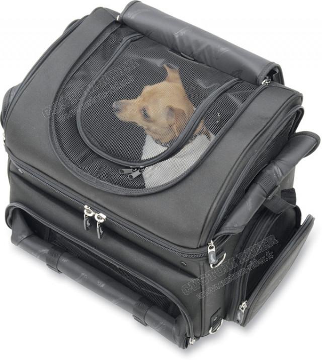Sac de porte bagage pour chien