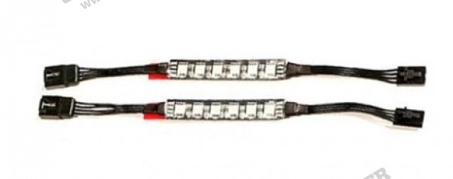 "Barrettes de LED 3"" pour kit LEDs ""Shock and Awe 2.0"""
