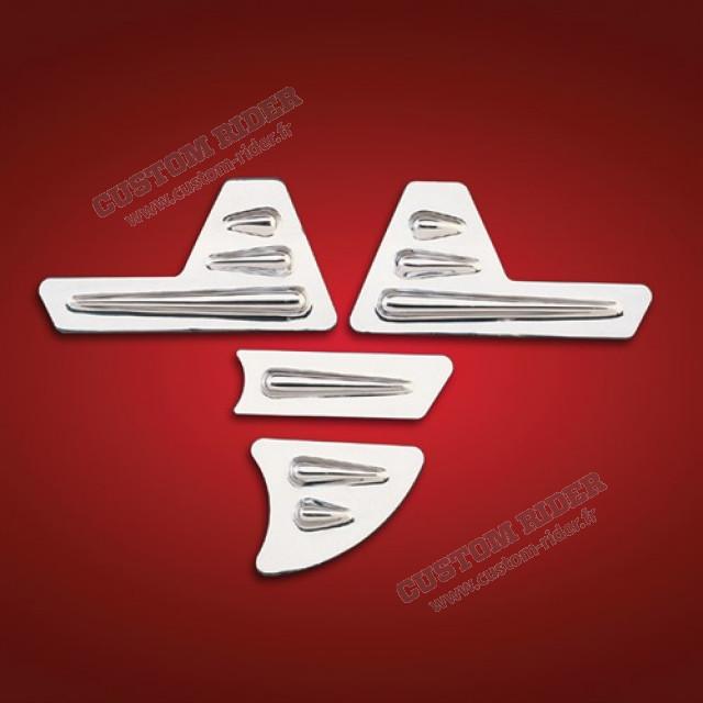 Couvre bras oscillant - VT750
