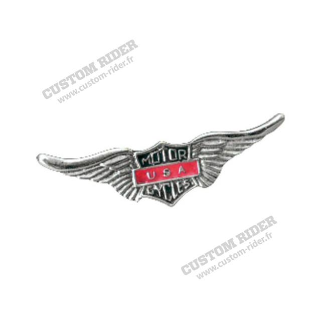 "Pin's ""Motorcycle USA"""