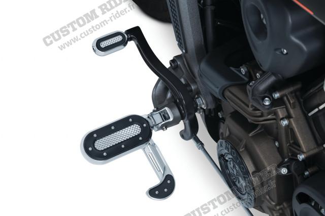 Embout sélecteur de vitesse ou pédale de frein Heavy Industry