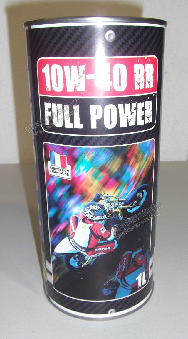 "Huile ""Full Power"""