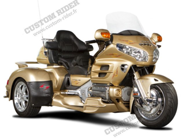 Trike Goldwing Hannigan G1
