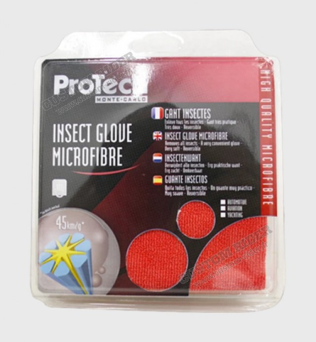 Gant Microfibre Insecte