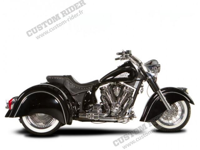 Trike Indian Hannigan Légende