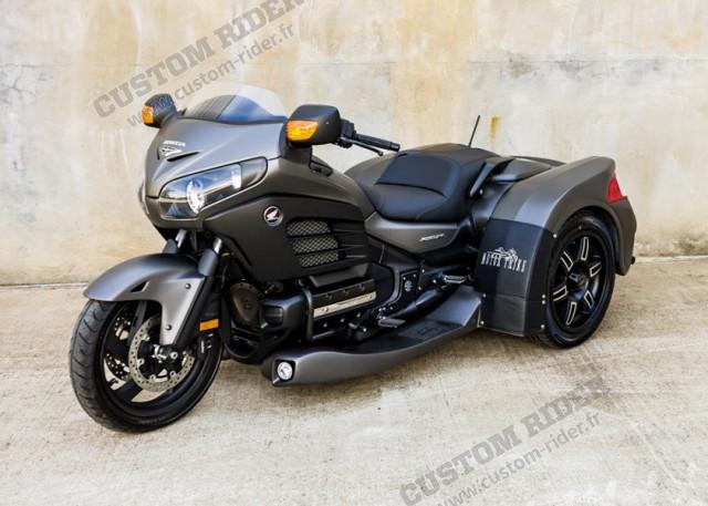 Trike Goldwing Razor F6B