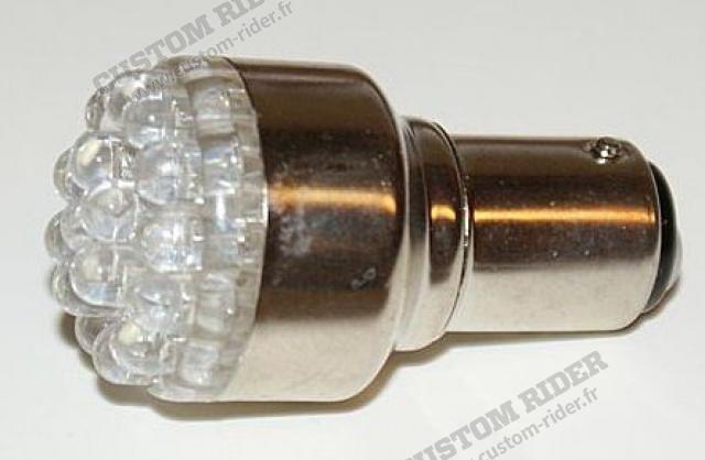 Ampoule LED blanche