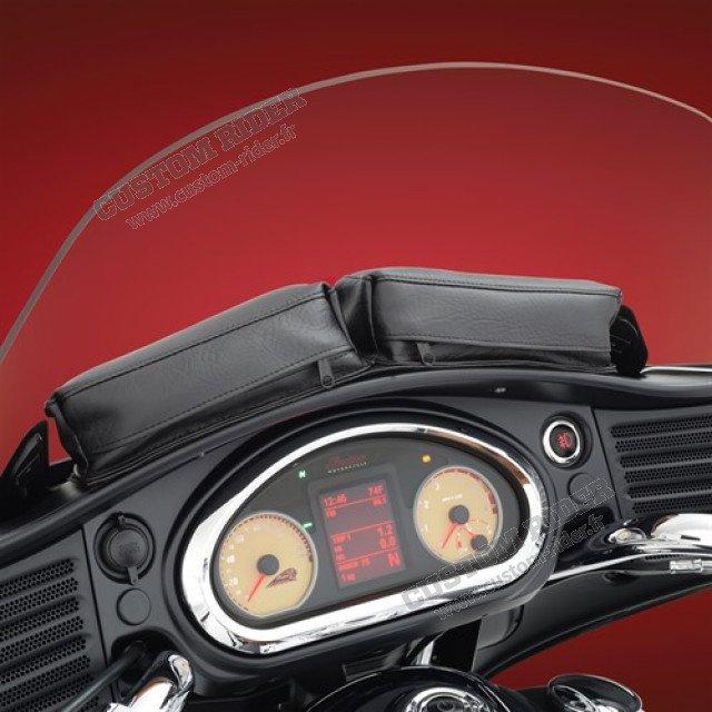 Pochette double de pare-brise - Chieftain/Roadmaster/Cross Country/Magnum