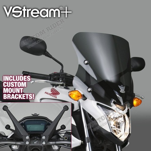 Pare-brise VStream+ - CB500F