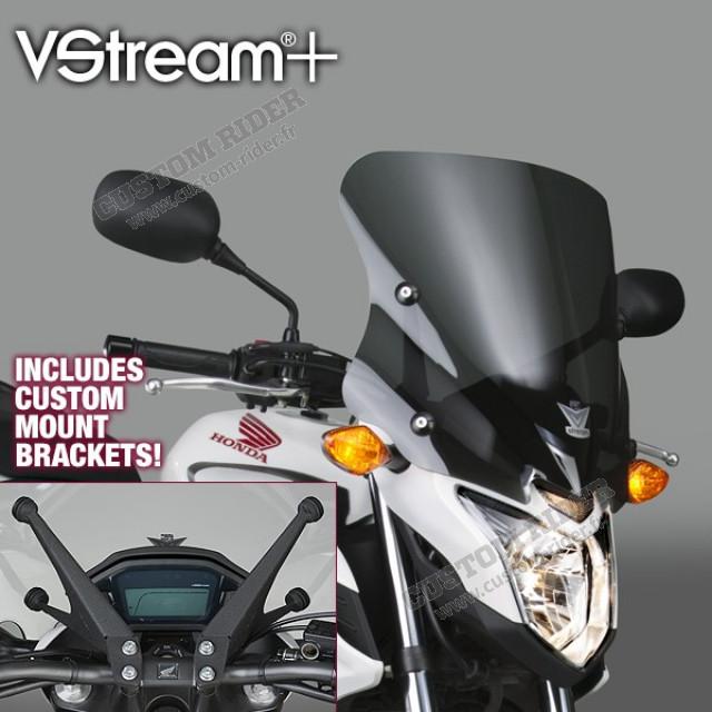 Pare-brise VStream+ - CB500F