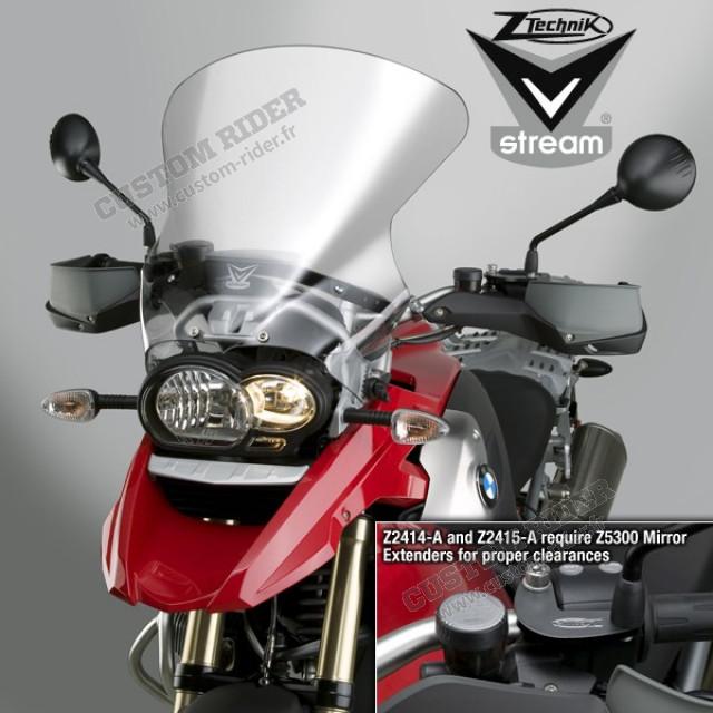 Pare-brise VStream+ - R1200GS