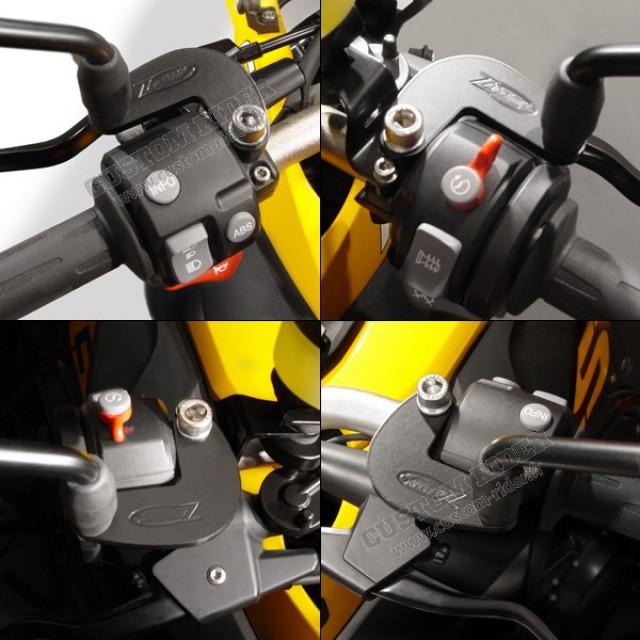 Rallonge de rétroviseur - R1200/1250/GS/R/ST