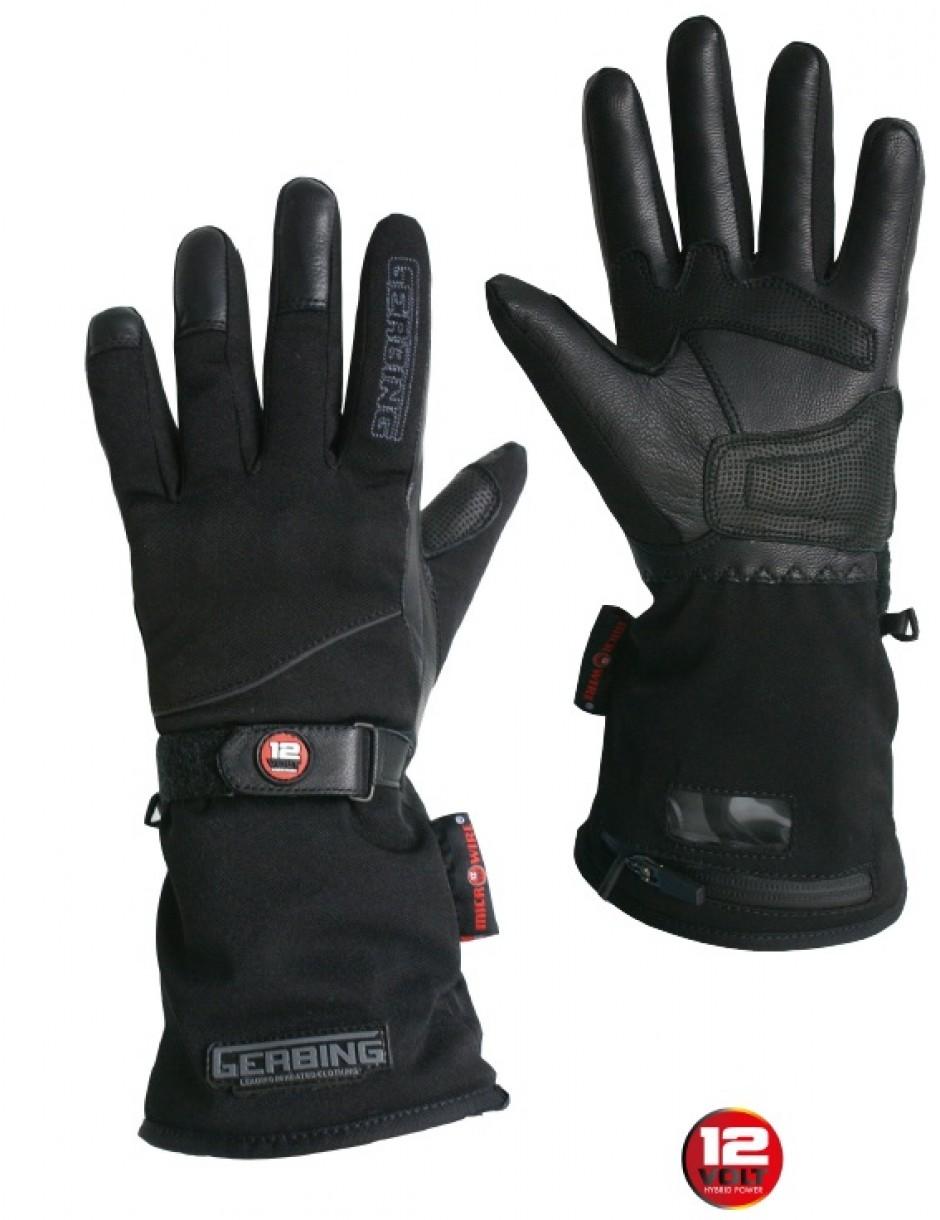 gants coqu s hybrides femme 12 volts v tements chauffants equipement pilote et passager. Black Bedroom Furniture Sets. Home Design Ideas