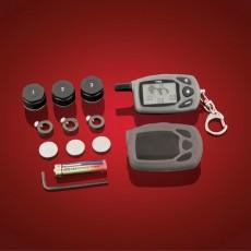 Contrôleur de pression pneumatiques trike