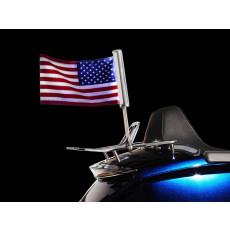 Support de porte-drapeau (porte-bagages plat)