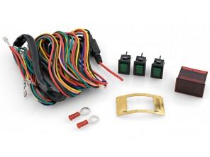 Kit interrupteurs et voltmètre