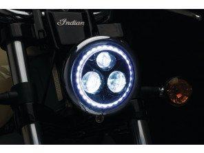Feu à LED Orbit Vision - Softail/Dyna/Sportster/V-Rod/Street