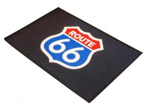 """Tapis d'entrée """"Route 66"""""""