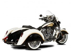Trike Indian Hannigan Héritage