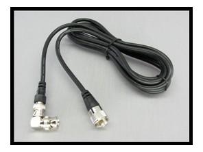 Cordon d'antenne PL259 / BNC