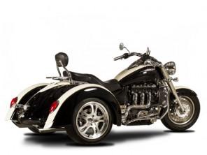Trike Triumph Hannigan Rocket 3
