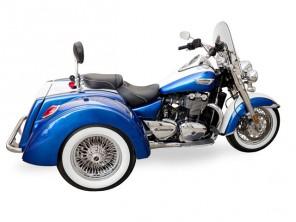 Trike Triumph MotorTrike Thunderbird