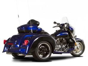 Trike Yamaha Hannigan Royal Venture