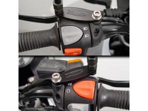 Rallonge de rétroviseur - F650GS/Dakar/G650GS