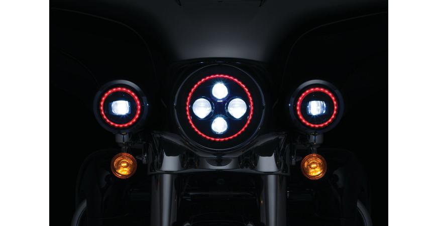 Feux à LED Orbit Prism